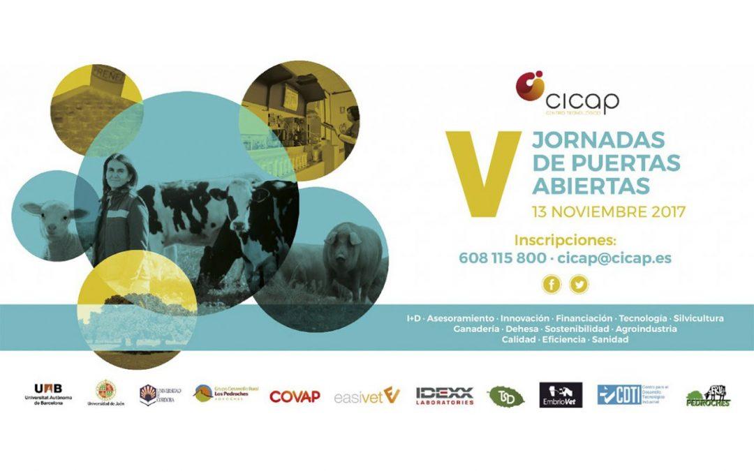 La V Jornada de Puertas Abiertas CICAP 2017 finaliza con resultados satisfactorios