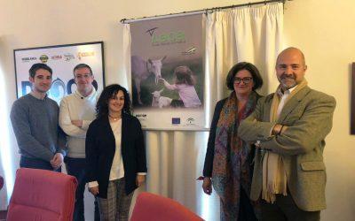 Cooperativas Agro-alimentarias de Andalucía, grupo Dcoop y CICAP potenciarán el sector caprino