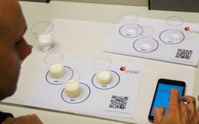 La importancia del control de la calidad sensorial en la empresa Agroalimentaria