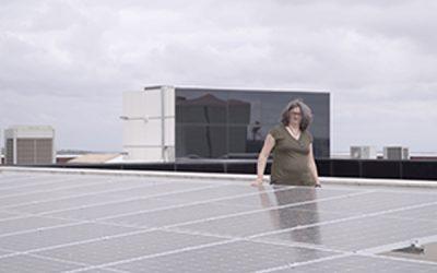 Nueva planta fotovoltaica en las instalaciones de Cicap – Economía circular